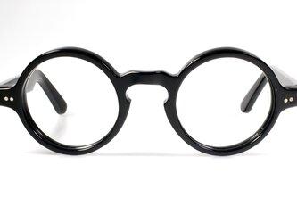 手作りセルロイド眼鏡T-039-KKの画像