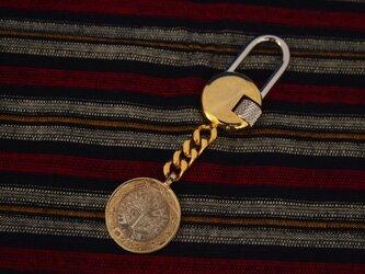 コイン・キーホルダー フランス1ユーロの画像
