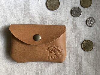 ポケットコインケース [トイプードル]の画像