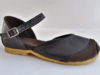 【受注製作】ROUND sandalsの画像