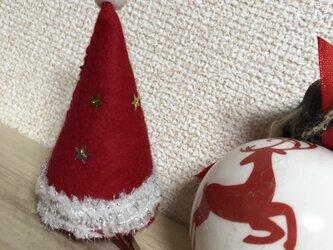 サンタさんぼうしの画像