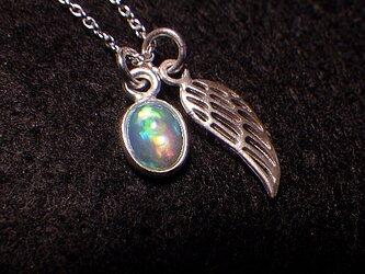 *sv925*Angel Wing& Opal ☆プレシャスオパールの画像