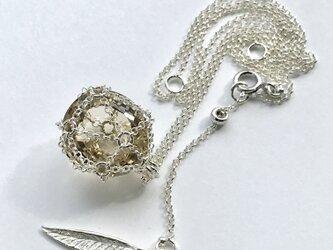 『 Healing light ( spirit ) 』Necklace by SV925の画像