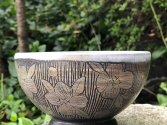Kakiotoshi bowl - 月見草の画像