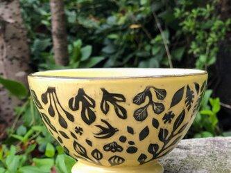 Kakiotoshi bowl - 遠い南の国のツバメの画像