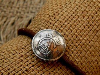 #H25 Sweden Coin Hair Elasticの画像