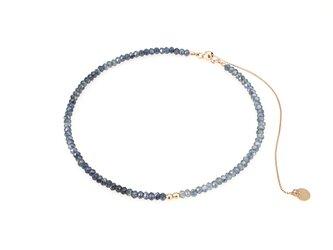 Stone Bracelet / Sapphireの画像