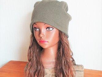 【SALE】CAP:india cotton - mosの画像