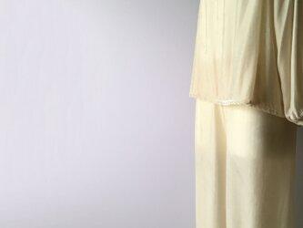 シルクベルベットパジャマ レディース フリーサイズの画像