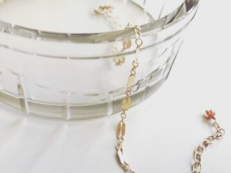 spessrtine*chain braceletの画像