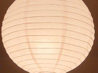 和風ペンダントライトの画像