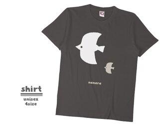 《北欧柄》Tシャツ 4color/S〜XLサイズ sh_016の画像