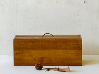 木箱の画像