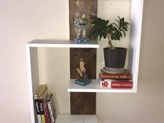 wall shelf ① ウォールシェルフの画像
