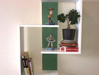 wall shelf ② ウォールシェルフの画像