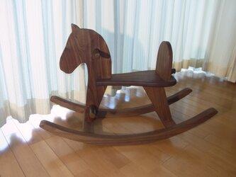 木馬の画像