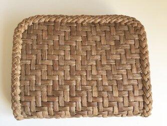 山葡萄財布(半財布) 網代編み 5mmの画像