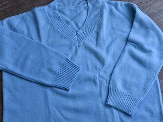 【受注製作】カシミアワンピース・セーター ニット オーダーメイド 豊富な色 LH 4237の画像