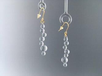 -Dew- long large pierce/earringの画像