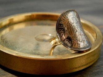 #R7 Deutsche(旧西独) Coin ringの画像