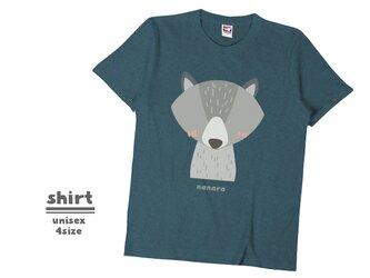 《北欧柄》Tシャツ 4color/S〜XLサイズ sh_018の画像