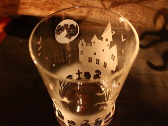 【ハロウィン・パーティー】タンブラーグラスの画像