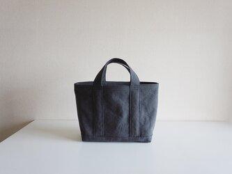 TOTE BAG (M) / charcoalの画像