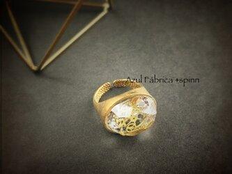 指輪:gear crystalの画像