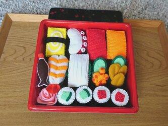 おままごと・セット【お寿司屋さん】の画像