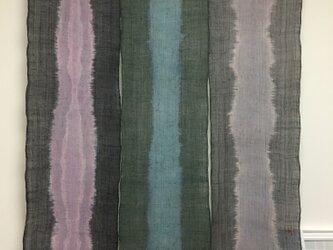 三色暖簾の画像