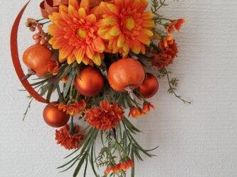 ハロウィン ドア飾り☆彡の画像