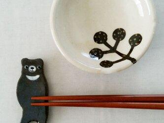 にっこりクマ箸置き(2個組)の画像