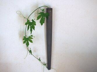 檜蒔地掛花入れの画像