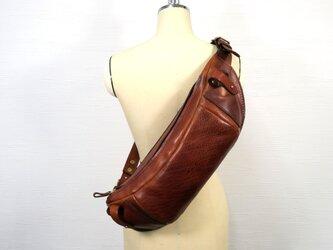 Crescent Body Bag クレセントボディバッグ L sizeの画像