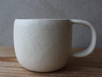 育てるウツワ マグカップ  (地シリーズ) 白の画像