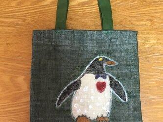 ペンギントートの画像