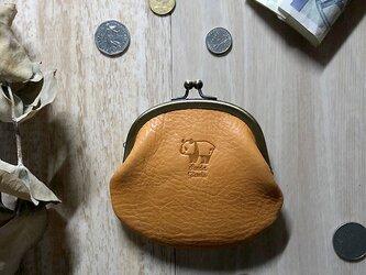 がま口財布  [リトルパンダ]の画像