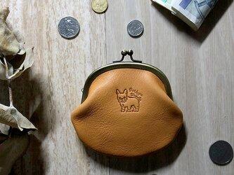 がま口財布 [フレンチブルドッグ]の画像
