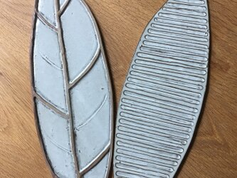 葉っぱ皿 (両面使用可能)の画像