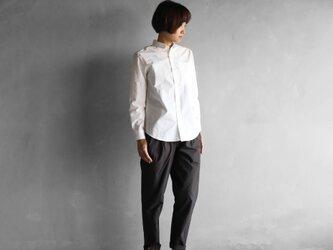 003Wオーガニックコットンシャツsize1【ユニセックス】の画像
