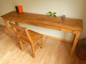 long desk w1800の画像
