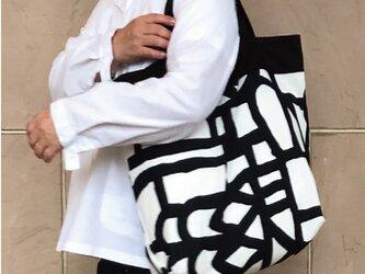 コンパクト おかいのもかばん ブラックラビリンスの画像