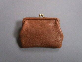 flat gama case 02 (reddish brown)の画像