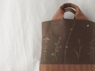 草花のかばん… 春〜秋への画像