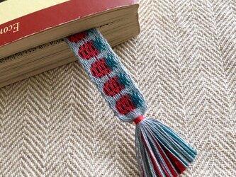 カード織りブックマーク ::jordgubbar::の画像