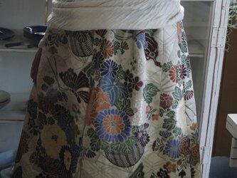 丸帯からスカートの画像