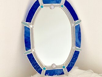 『ジュエル ミラー』地中海ブルー BayViewの画像