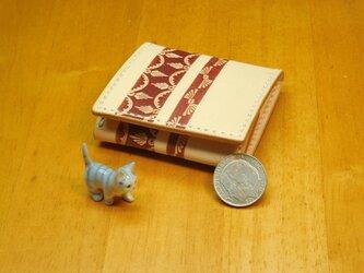 ボックスコインケースの画像