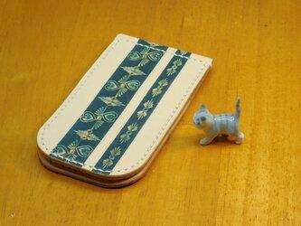 オトナの贅沢ICカードケースの画像