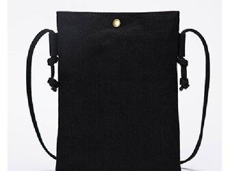 【セール】3980円→1980円【0009黒】2way 帆布 キャンバス ショルダーバッグ  キャンバストートバッグ 男女兼用の画像